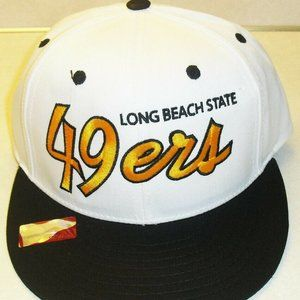 Other - Long Beach State 49ers snapback hat Ncaa college
